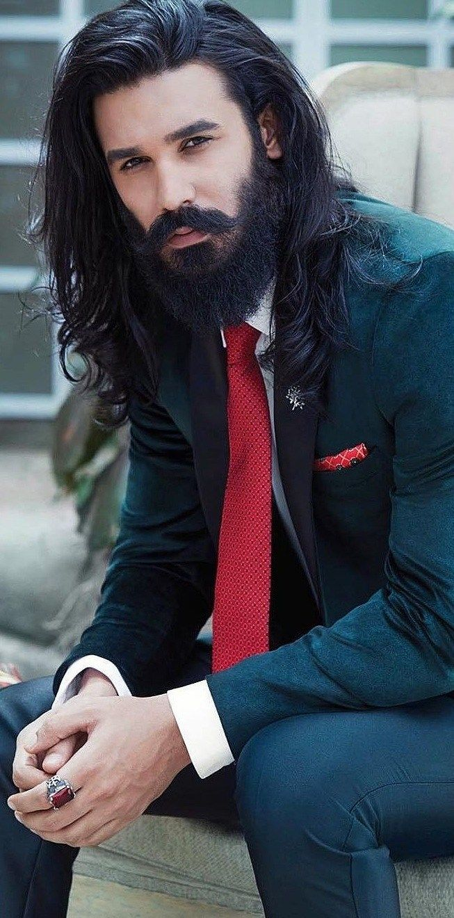 Long Straight Hairstyles For Men Long Hair Styles Men Long Hair Beard Straight Hairstyles