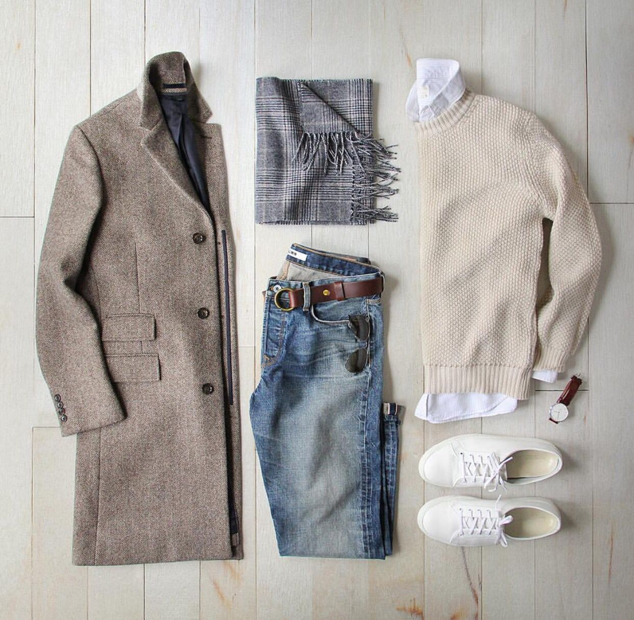 Love this for a November outfit.