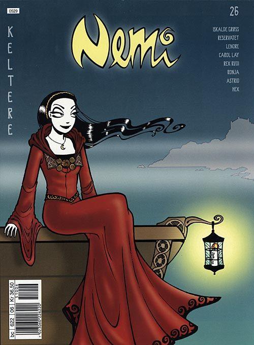 Nemi comic book nr 26
