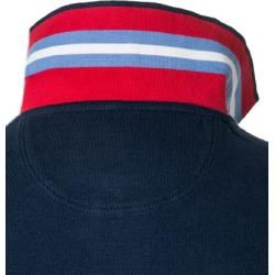 Photo of Hackett Poloshirt Männer, blau Hackett