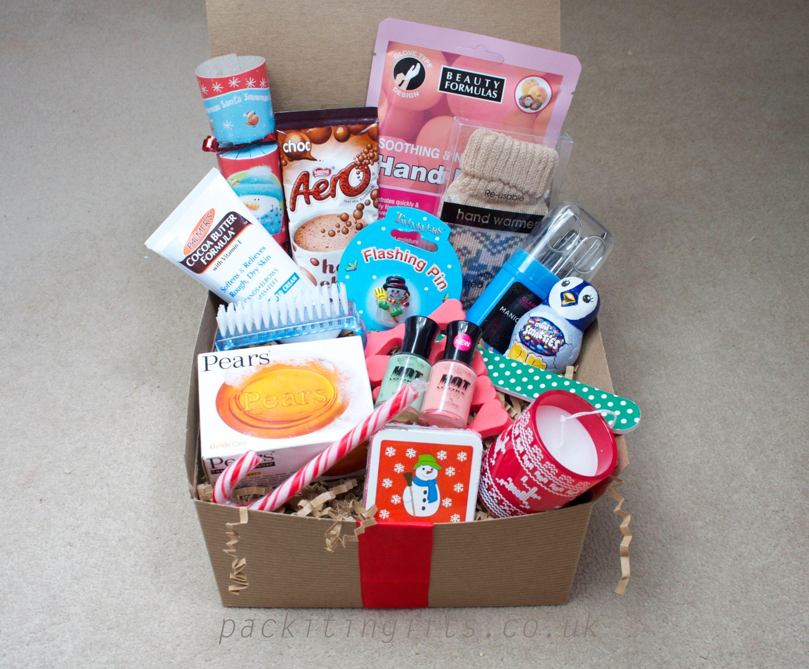 its a box of stuff for women ect  c9109d0d8