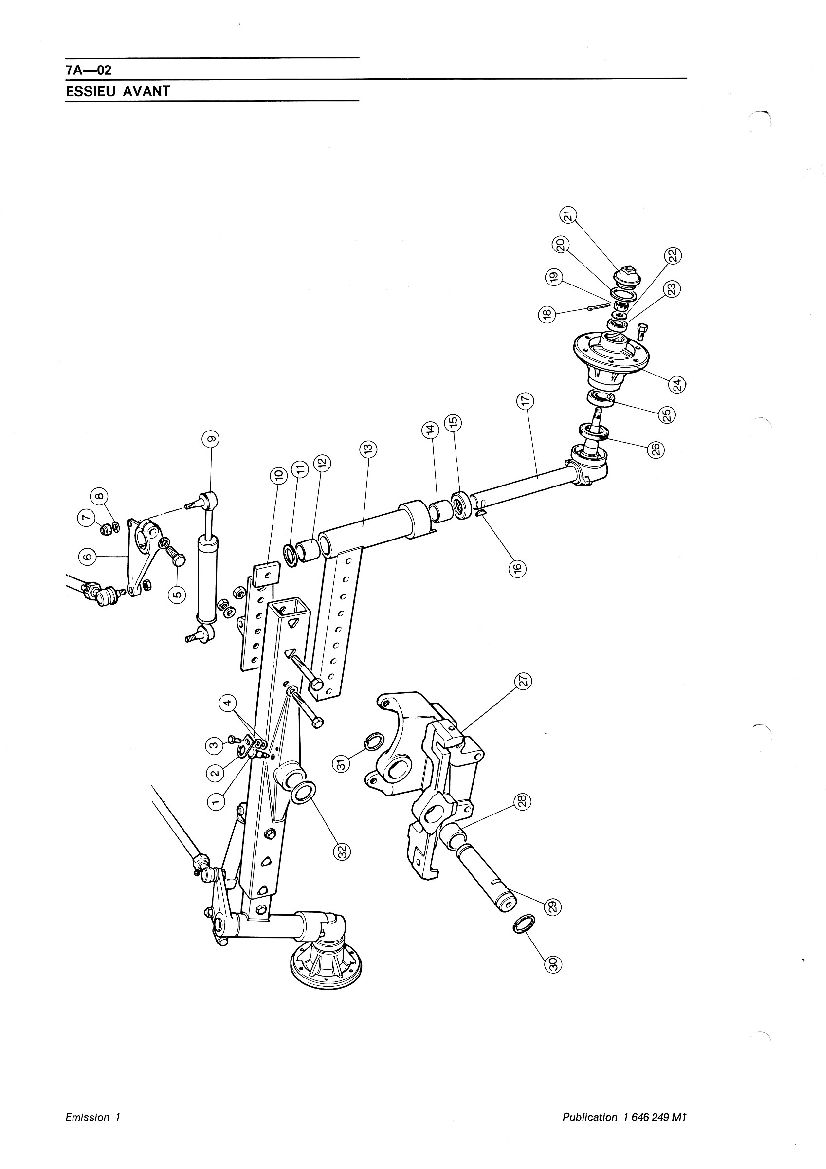 Servisiranje Prednjeg Mosta Na Tractors Massey Ferguson 200 Workshop Repair Service Manual Pdf Download Service Manual Repair Manual Pdf Download Repair Manuals Manual Repair And Maintenance