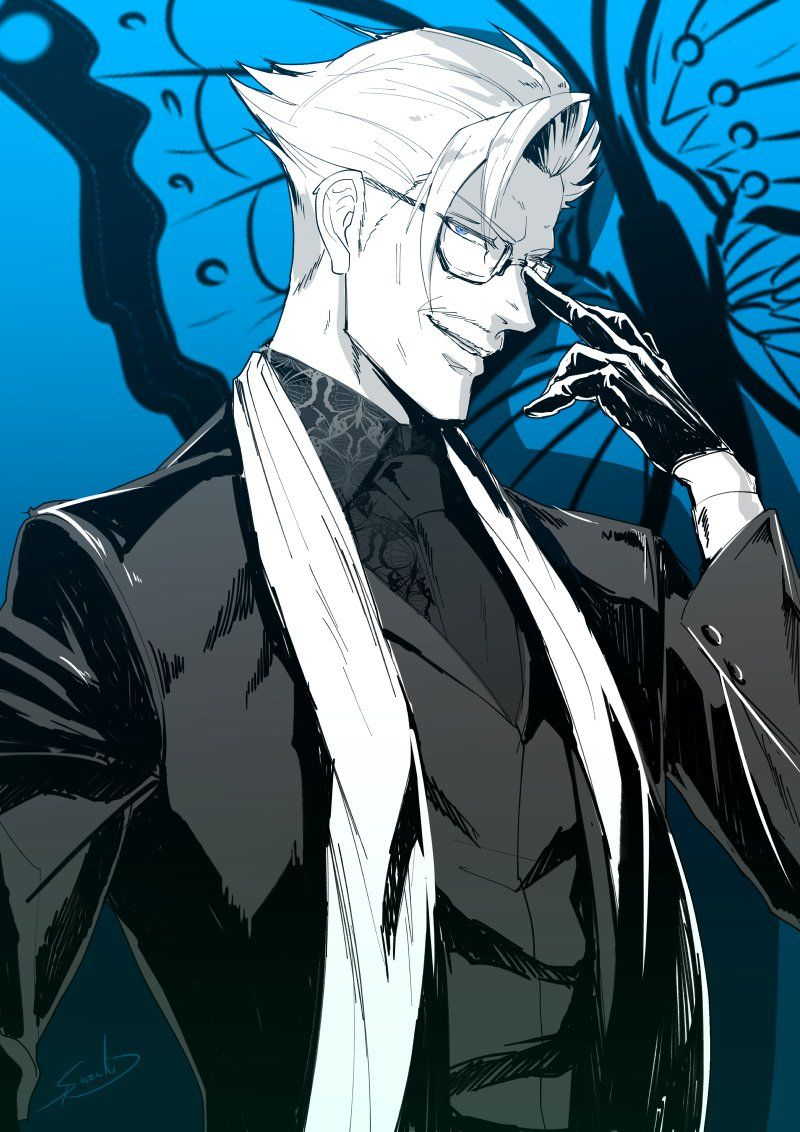 James Moriarty Fate Grand Order