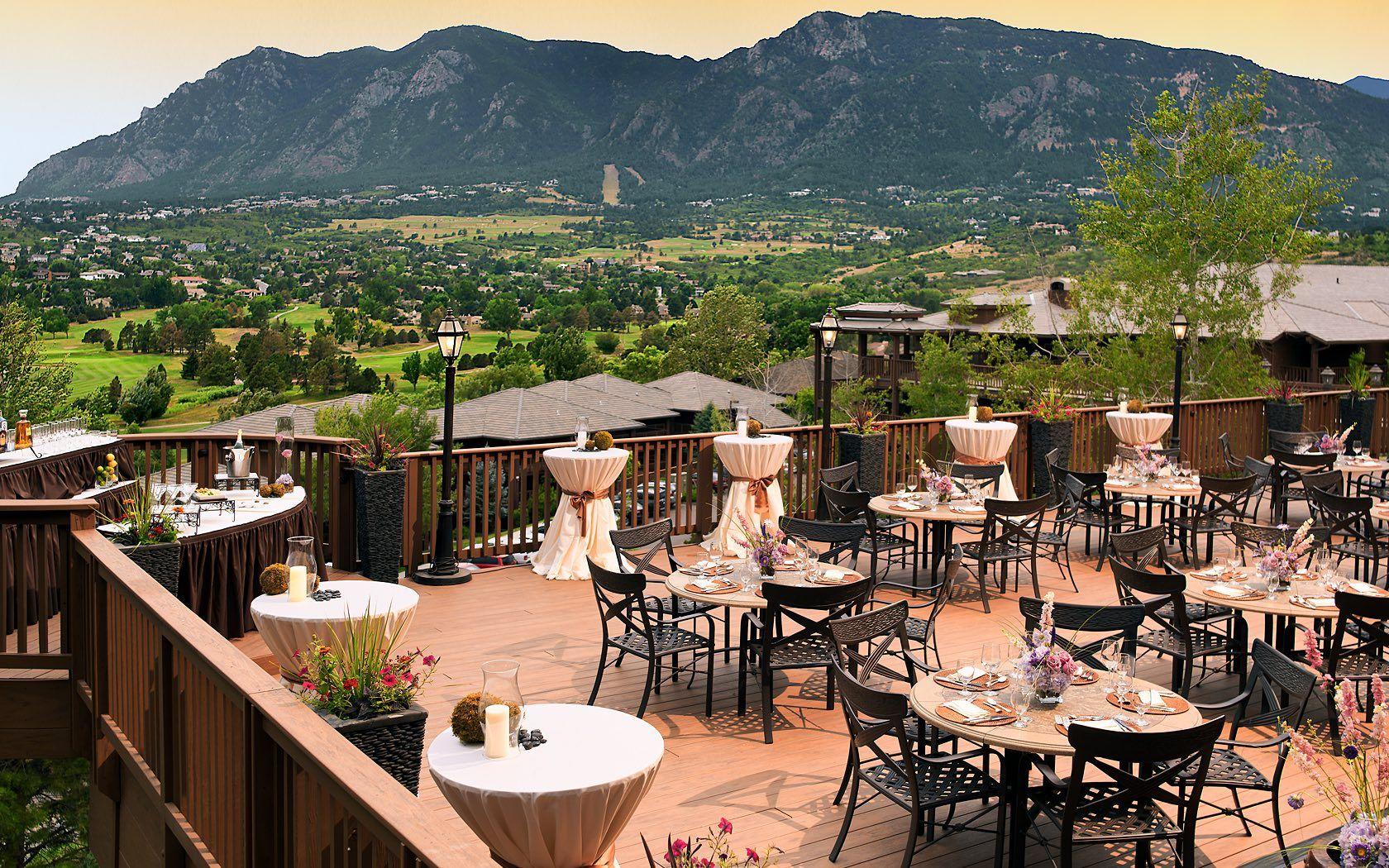 Colorado Springs Hotel Photos Cheyenne Mountain Resort
