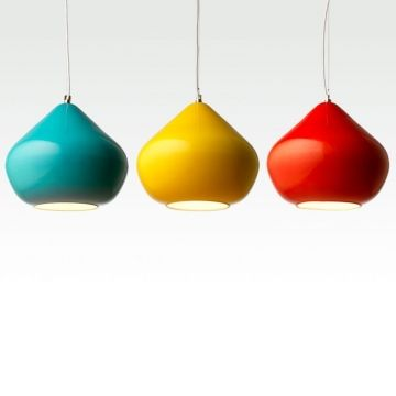 lamparas en ceramica