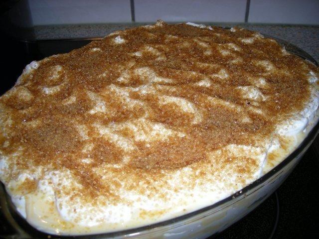 Dessert mit Himbeeren - Rezept mit Bild #einfachernachtisch