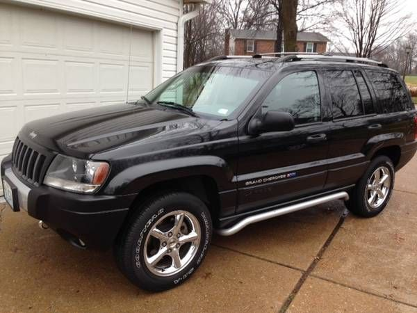 2004 jeep grand cherokee freedom edition garaged even smells new projects to try. Black Bedroom Furniture Sets. Home Design Ideas