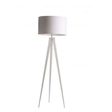 Lampadaire Blanc Tripod Avec Images Lampadaire Blanc Lampadaire Lamp