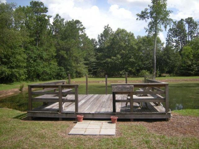 Dock idea for pond Backyard Ideas Pinterest Pond, Ideas and