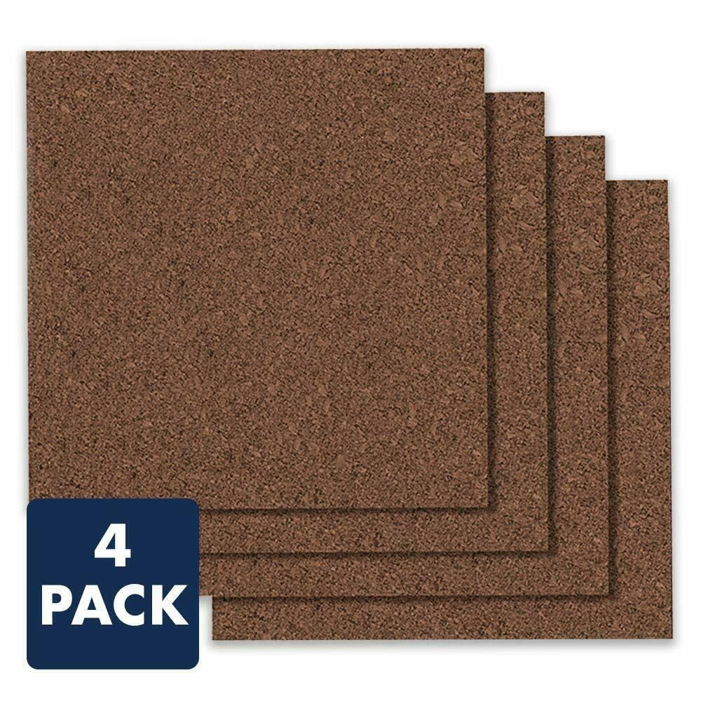 Quartet Cork Board Tiles 12 X 12 Corkboard Mini Wall Bulletin Boards Dark Fashion Home Garden Homed Cork Board Tiles Cork Board Wall Cork Tiles