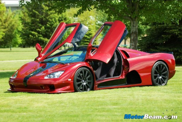 Top 12 Fastest Cars In The World: 3.SSC Ultimate Aero The Fastest Car In  The World At One Point Of Time, The Ultimate Aero Is Now Number 3 And Is  Powered By ...