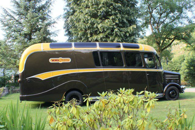 Bedford Bus Conversion And Running Gear On Pinterest