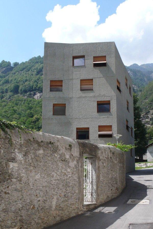 Danda.be becomes Linkifier.net | Architektur, Fassade, Haus