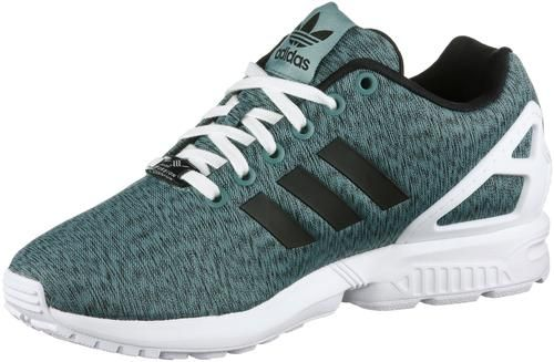 purchase cheap 45dcc 7aee2  ADIDAS  ORIGINALS  Damen  ZX  FLUX  W  Sneaker  grün. SneakersShoeAdidas  ...