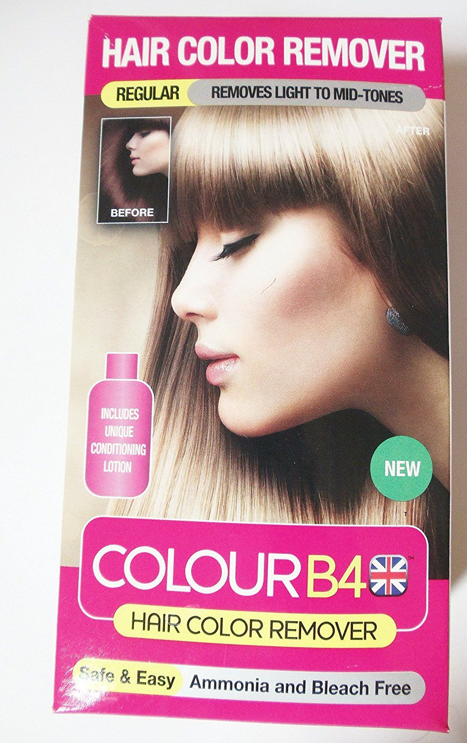 Colour B4 Hair Color Remover Regular 93 Ounce This Is An