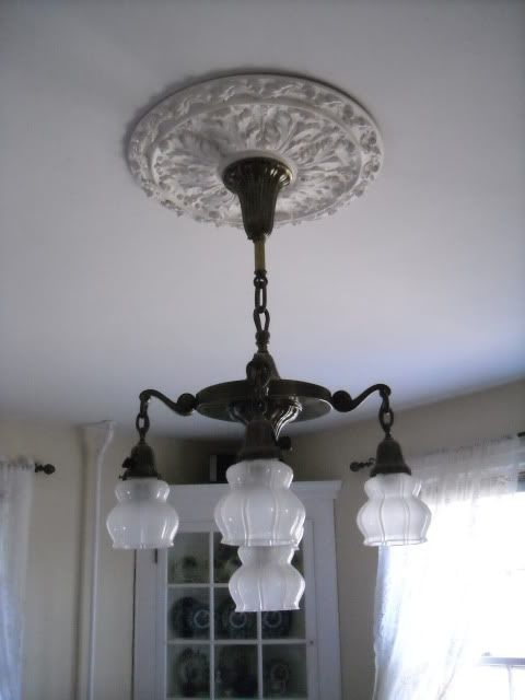 Appropriate Kitchen And Dining Room Lighting For 1930 S
