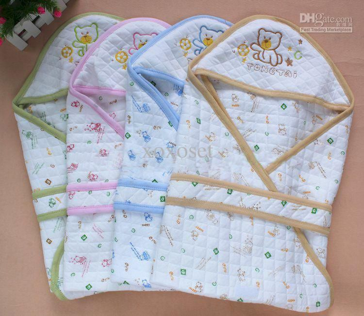 Quilt for Baby Cotton Blended Baby Quilts Infant Sleeping Bag Soft ... : cheap baby quilts - Adamdwight.com