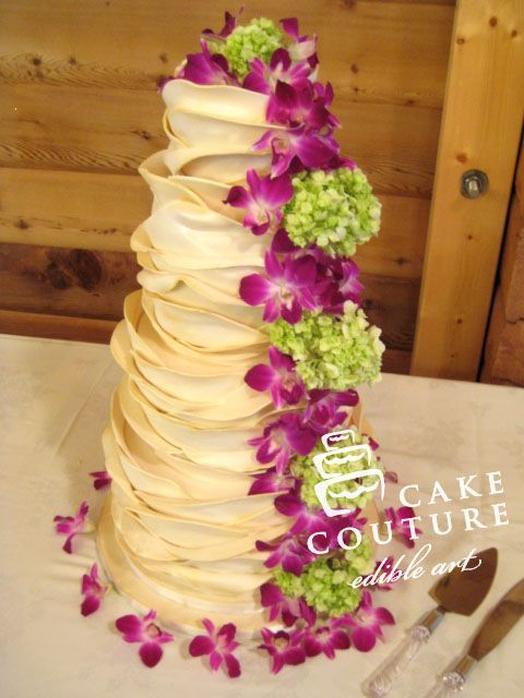 Cake Couture - edible art - Wedding Gallery I | Wedding Ideas ...