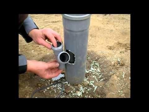 montarea pompei de vid)