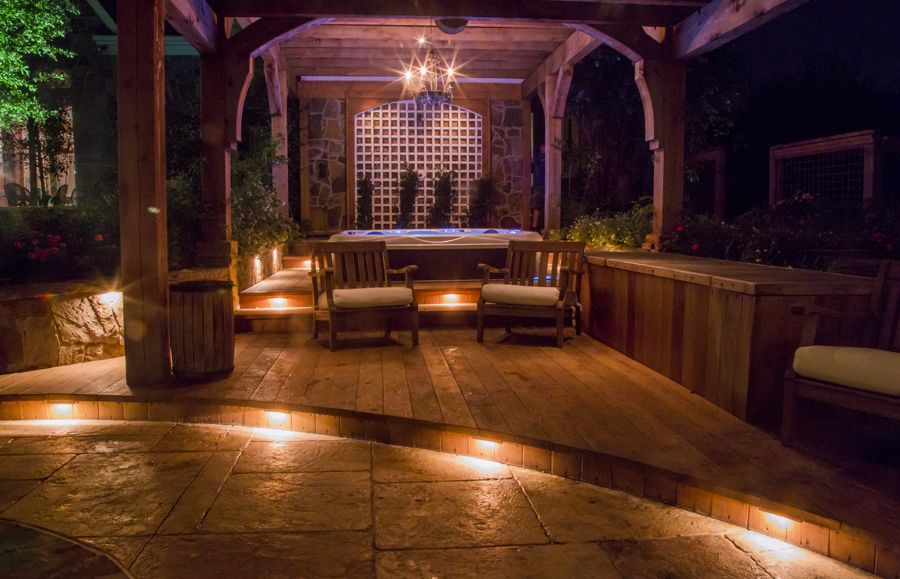 Dallas Landscape Lighting Pictures Gallery Outdoor Lights Dallas Tx Landscape Lighting Step Lighting Outdoor Landscape Lighting Design