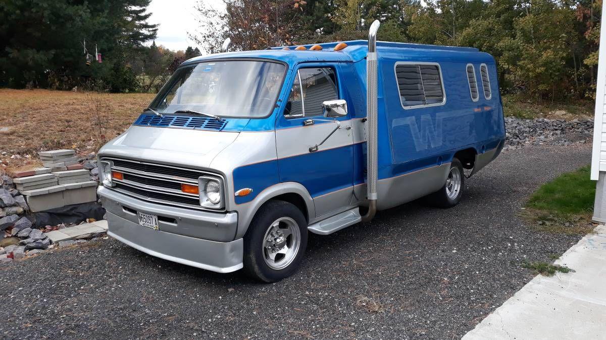 1974 Van, Winnebago Winnie Wagon Winnebago, Vans