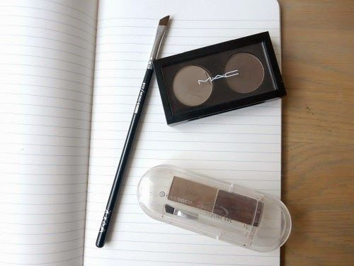 stylemaquillage: BROWS: MAC VS. ESSENCE