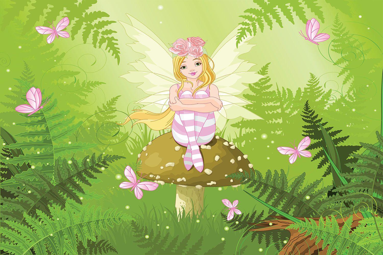 Photo Wallpaper The Good Fairy
