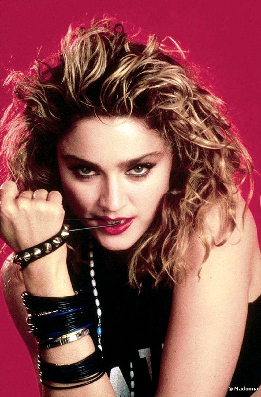 MADONNA Madonna 80s, Madonna, 1980s madonna