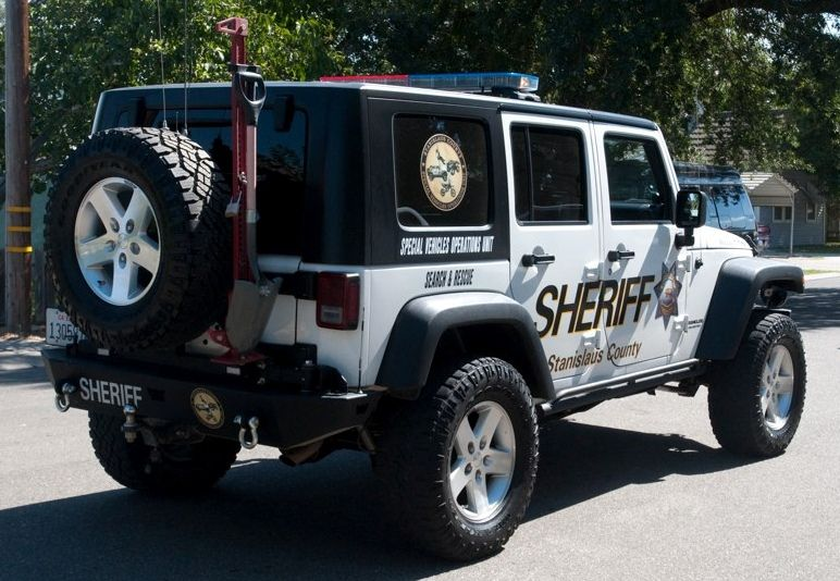Stanislaus County Ca Sheriff Special Vehicles Operations Unit