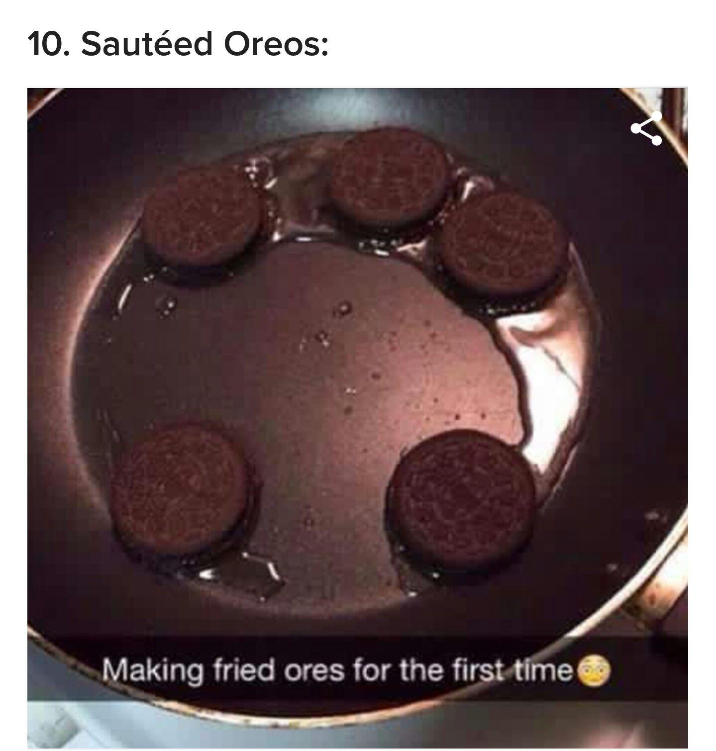 Sauteed Oreos Dumb And Dumber New Memes Oreo