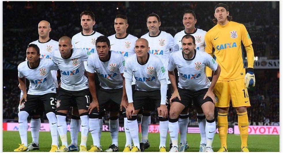 Corinthians Bicampeao Do Mundo Fotos De Equipe Corinthians Paulista Corinthians 2012