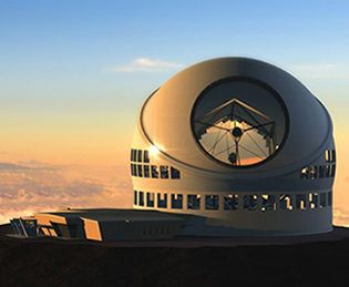 Lick observatory meter largest #14