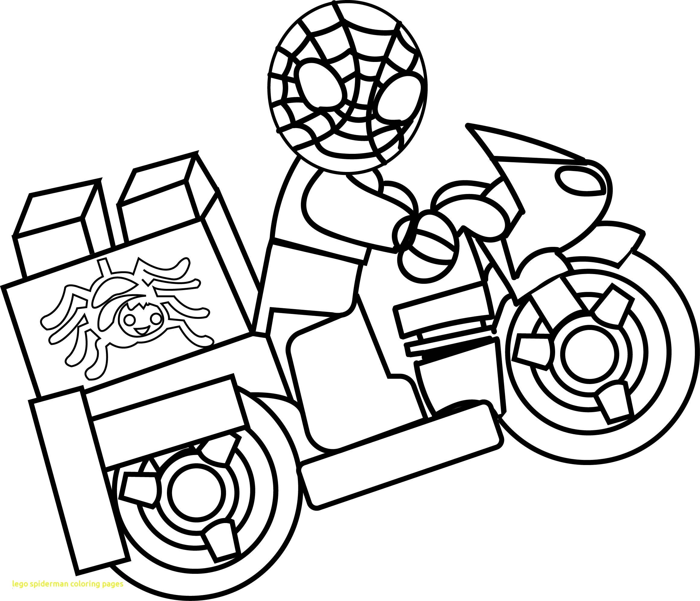 Printable Spiderman Coloring Pages Easy And Fun In 2020 Lego