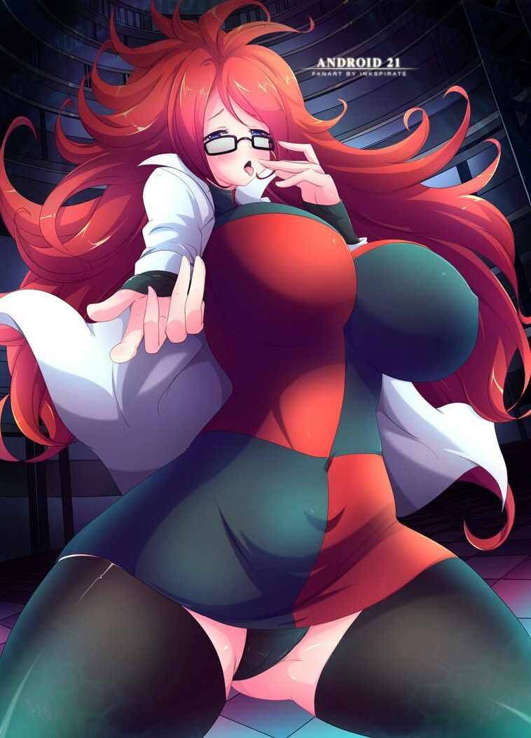 Bulma sexy long hair — pic 10