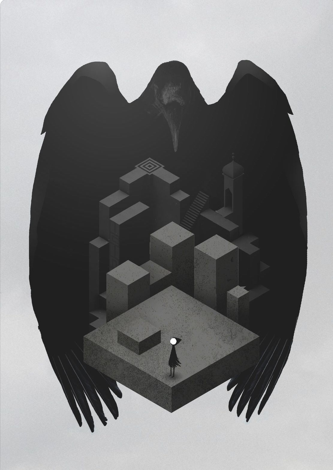 Potential Concept Art For Monument Valley Monument Valley 2
