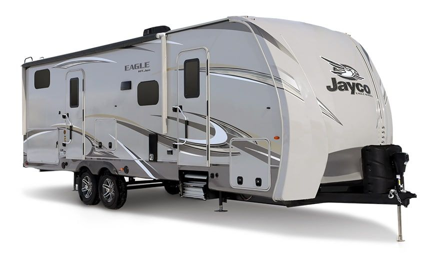 Family Friendly Rv Jayco Eagle Ht 264bhok Bunkhouse Travel