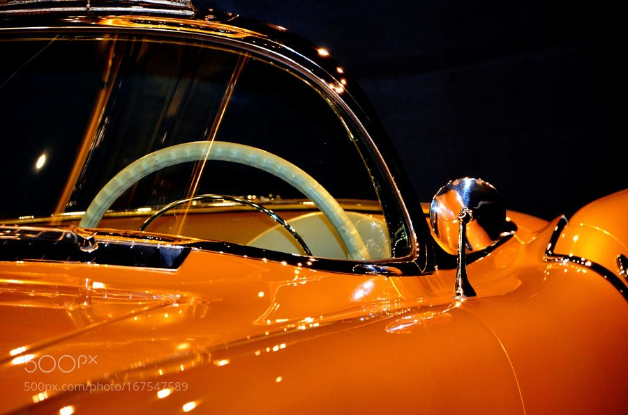 Oldsmobile 1954 Concept Car by Ive
