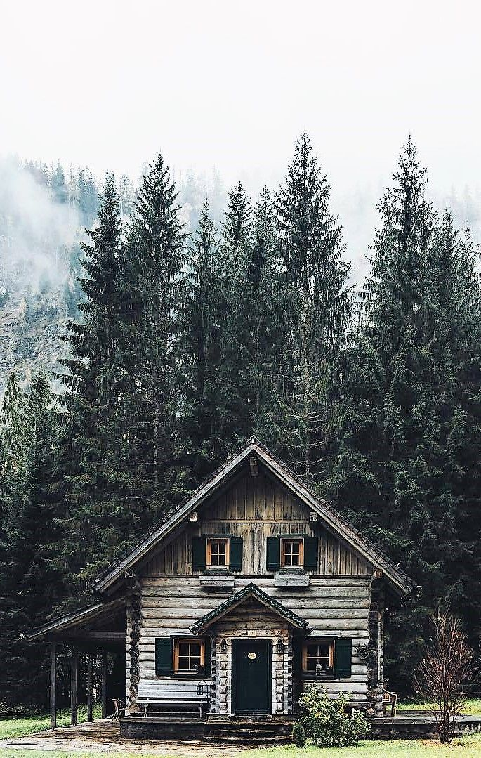 Pin By Maggie Cole On Cabin Life Cabins In The Woods Cabin Life Rustic Cabin
