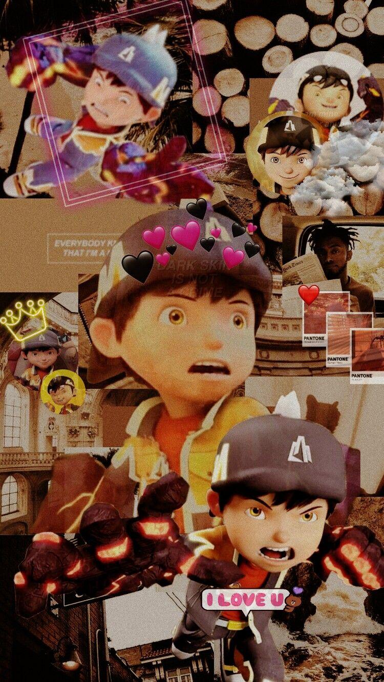 Gambar Wallpaper Boboiboy