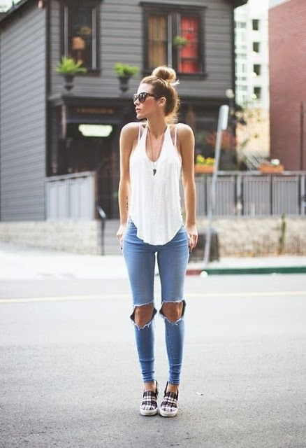 How to Chic: SKINNY JEANS