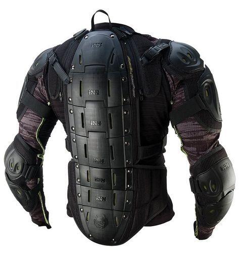 iXS Battle Jacket EVO Body Armor