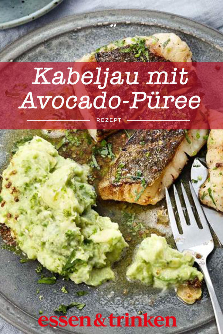 Photo of Fisch mit Avocado-Kartoffel-Püree