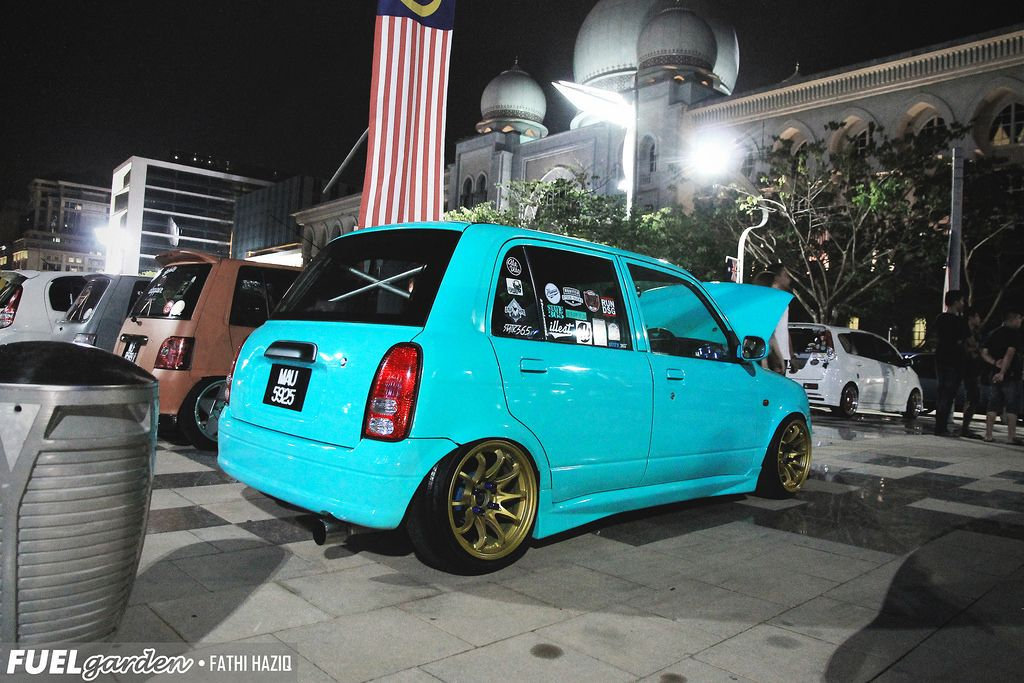 Perodua Kelisa With Images Daihatsu Kei Car Car Projects
