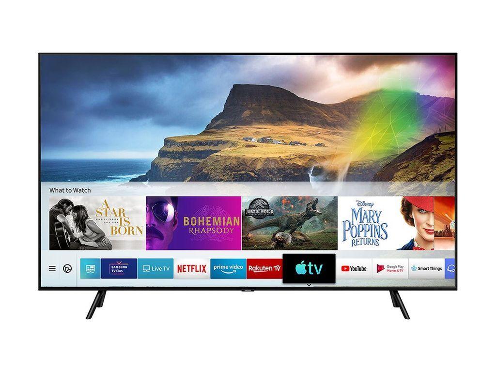Samsung QE49Q70R 49 Inch QLED 4K HDR 1000 Smart TV Smart