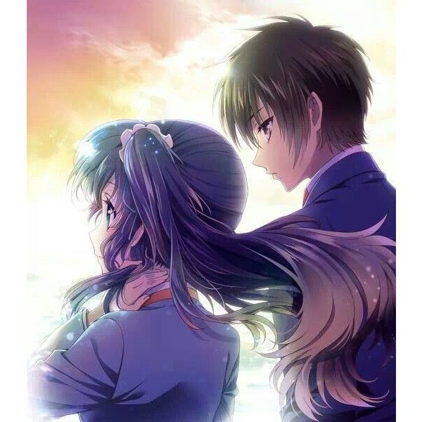 Anime Love ❤ liked on Polyvore featuring anime