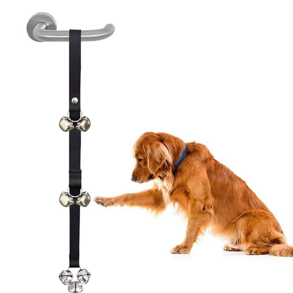 Doggy Training Bells Adjustable Puppy Door Bells Premium Quality