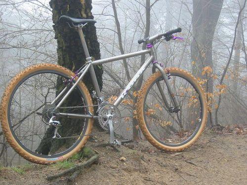 My 17 Lbs Lynskey Ti Hardtail Mtbr Com Vintage Mountain Bike Classic Road Bike Bicycle Mountain Bike