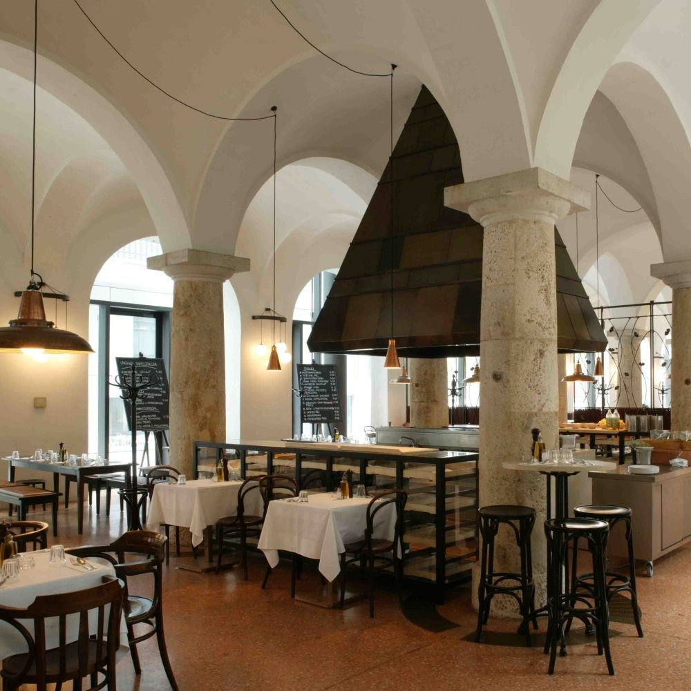 Brenner Operngrill in der Altstadt - München | Grillstation, Offene ...