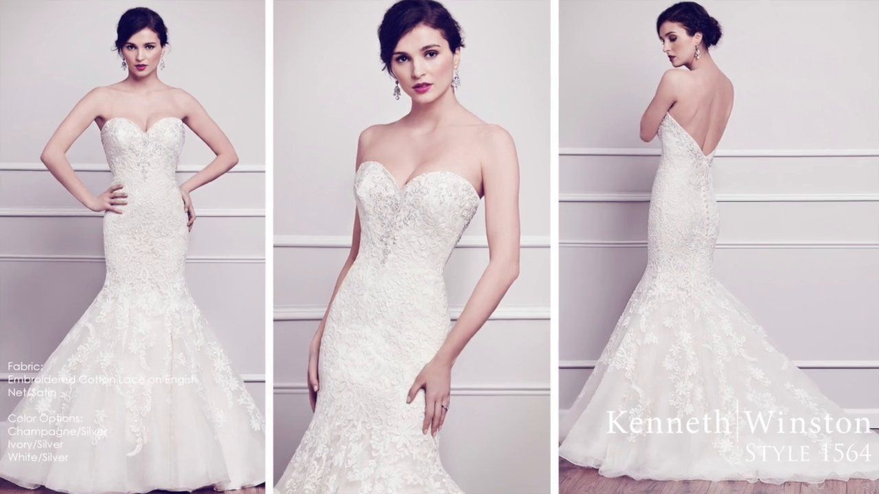 Megan's Wedding Dresses