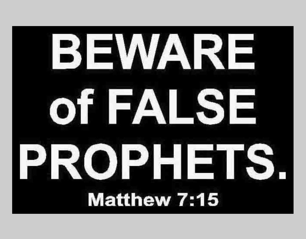 Image result for Muhammad false prophet